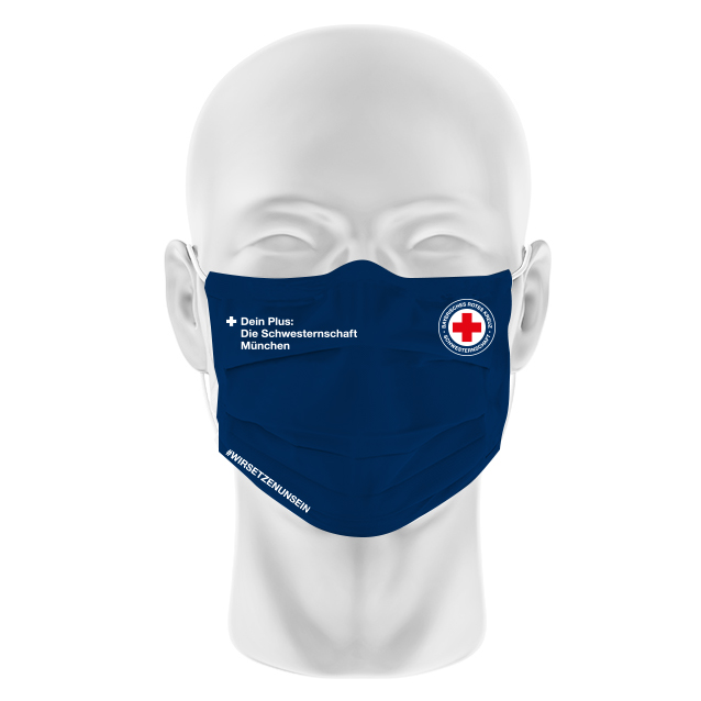 Community Mask Basic - Schwesternschaft BRK