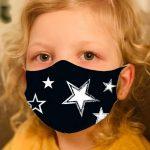 Dowe Kinder-Mundschutz Kids Stars