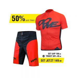 Dowe Race Set - Trikot und Hose - Angebot für 149,90 Euro