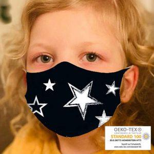 KIDS STARS Mundschutz von DOWE