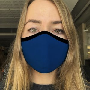 DOWE Face Mask Navy Blue
