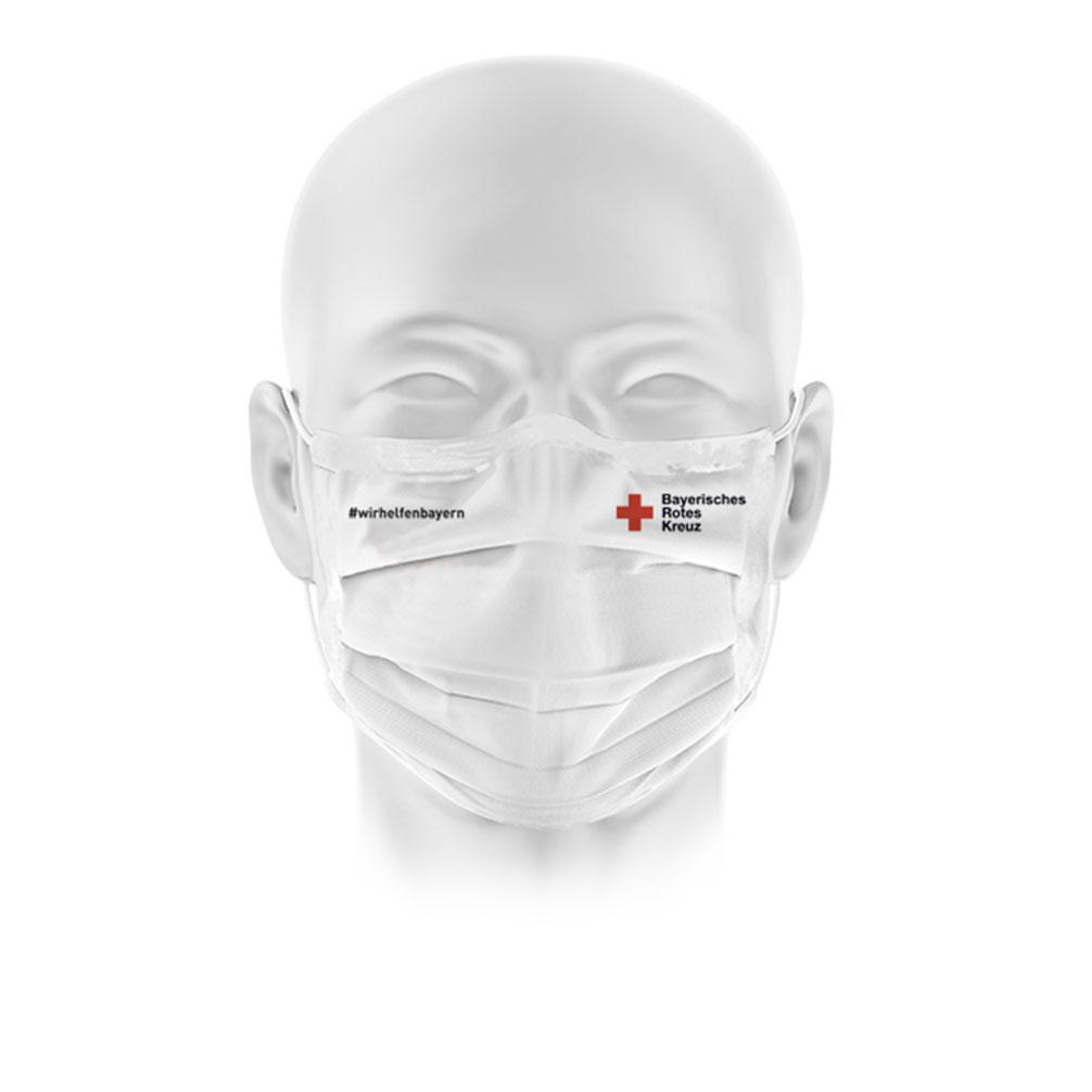 Dowe Sportswear Community Mask Basic - BRK