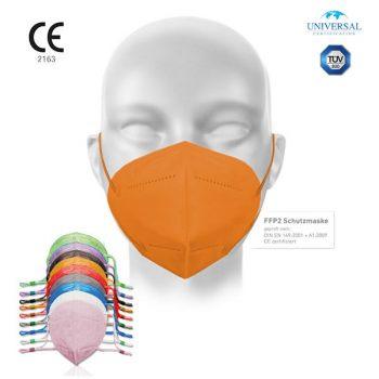 FFP2 Colour Mask