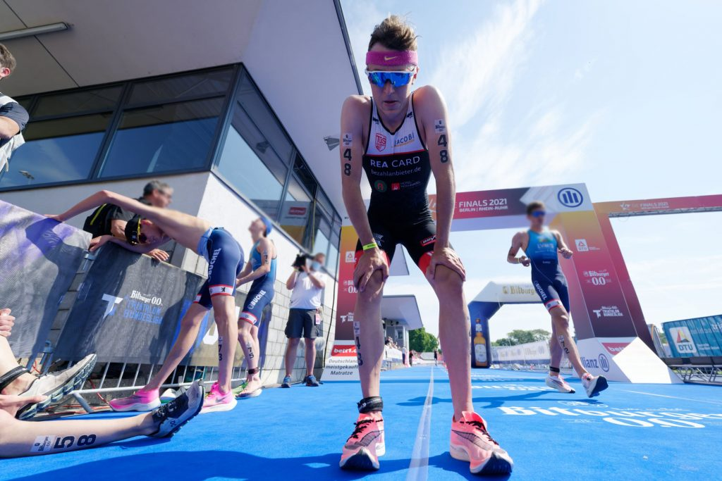 DOWE Tri Speedsuit ProSeries - Finals in Berlin Juni 2021